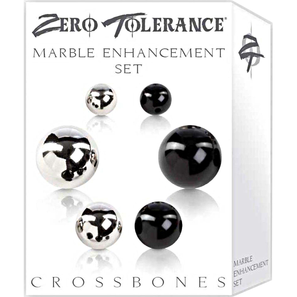 Zero Tolerance Crossbones Marble Enhancment Set - View #4
