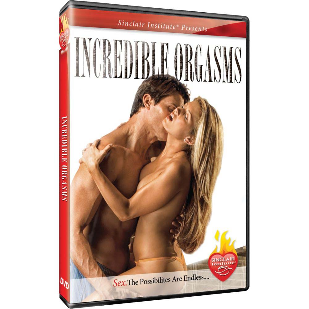 Sinclair Institute Sizzle Incredible Orgasms DVD - View #1