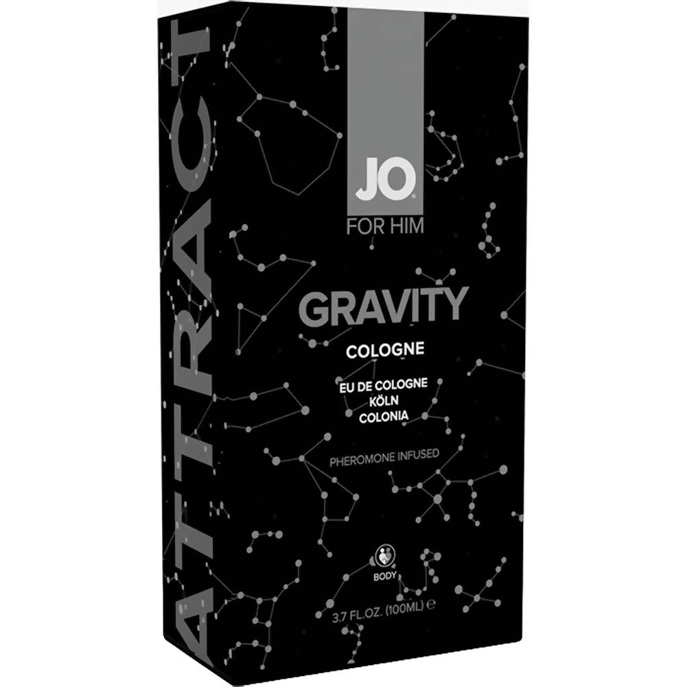 JO for Him Gravity Cologne with Pheromones For Him 3.4 Fl.Oz 100 Ml - View #1