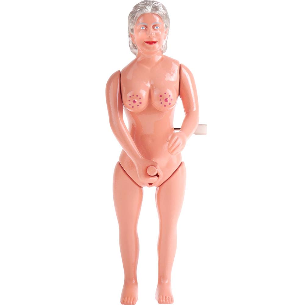 Pipedreams Horny Hillary Wind Up Toy - View #1