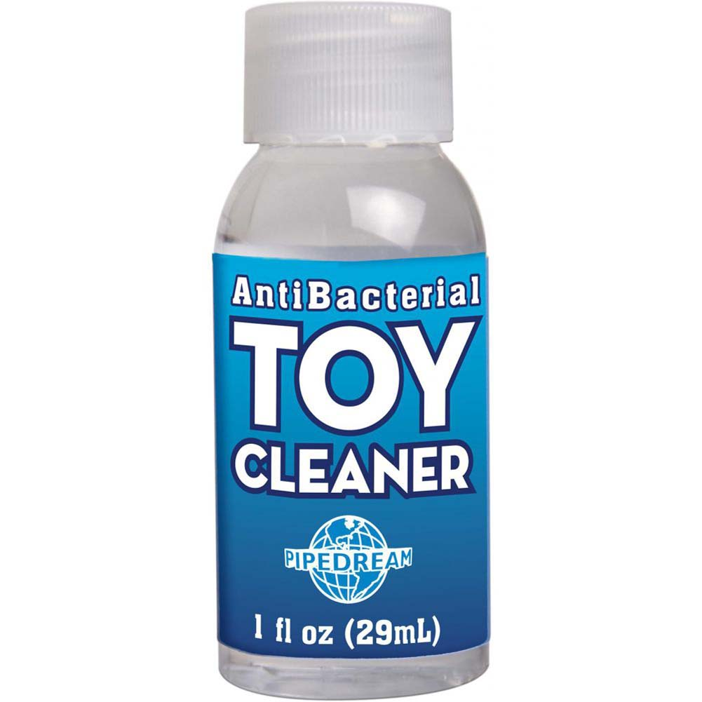 Pipedream Products Antibacterial Toy Cleaner 48 Piece Display Fishbowl 1 Fl. Oz. 30 mL Each - View #1