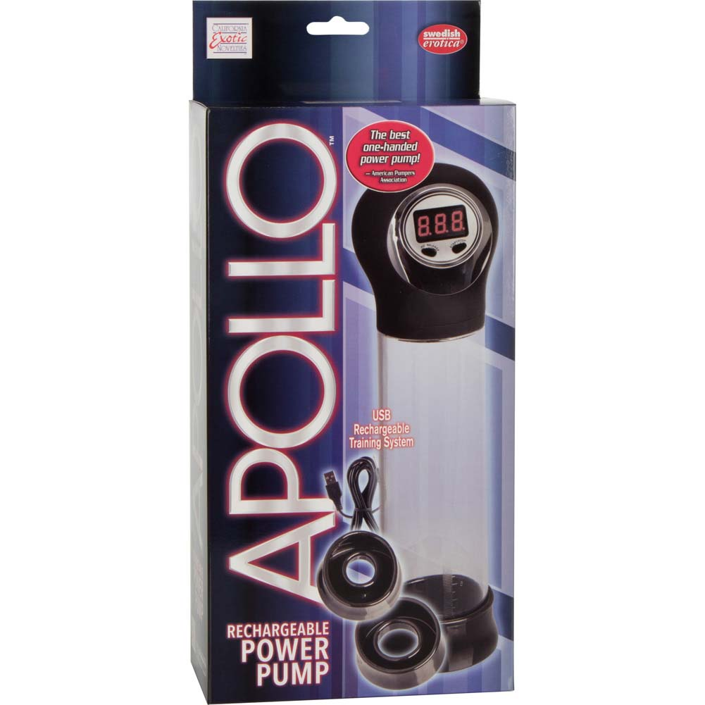 Apollo Rechargeable Power Pump - View #4