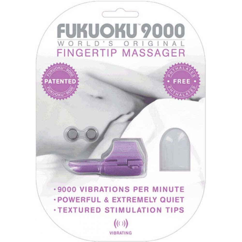 Fukuoku 9000 Mssger and Stimulation Tip-Pu - View #1