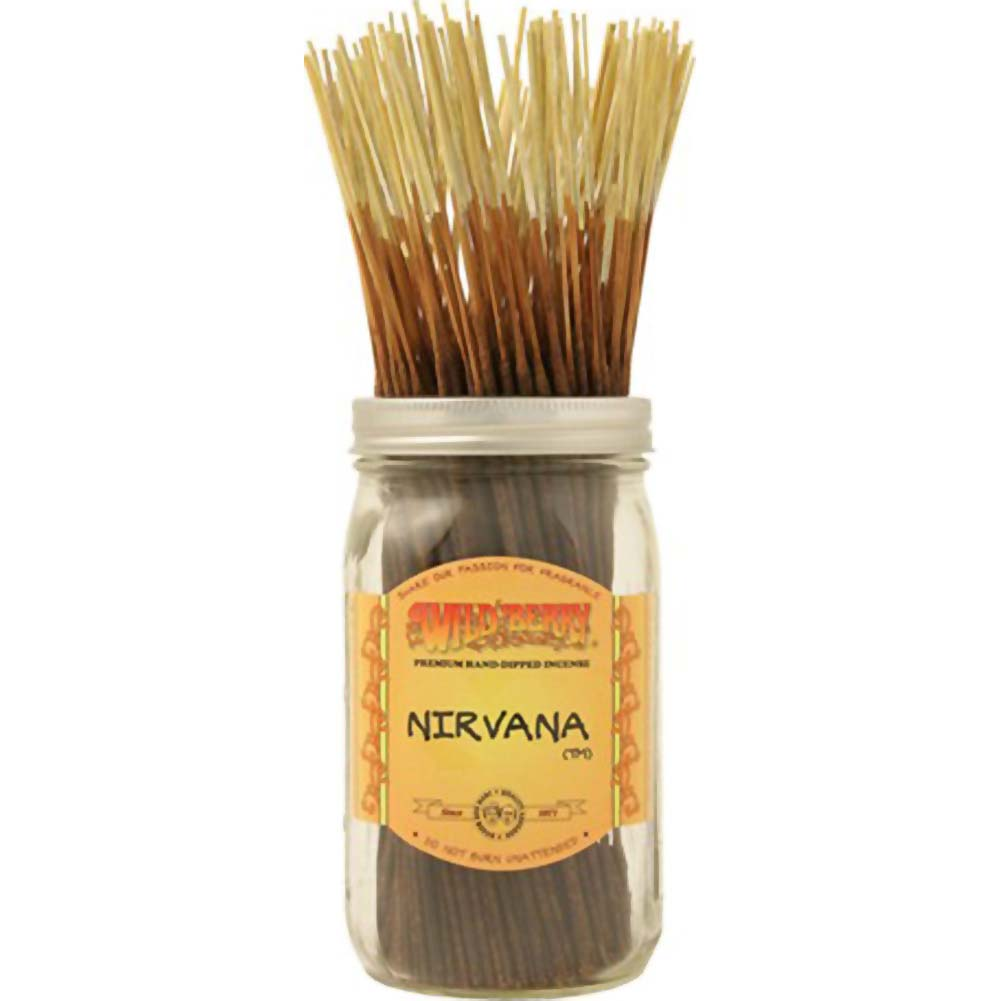Wildberry Incense Nirvana 100 Count Bundle - View #1