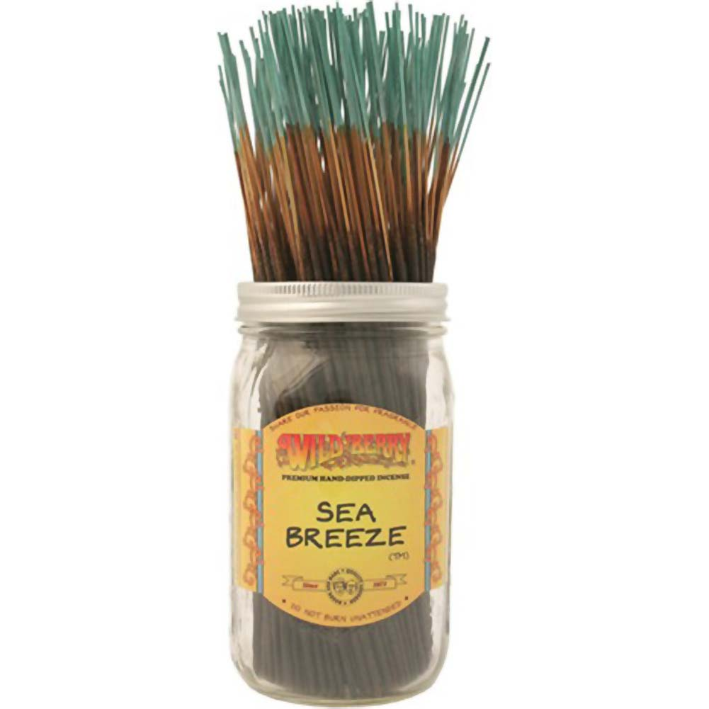 Wildberry Incense Sea Breeze 100 Count Bundle - View #1