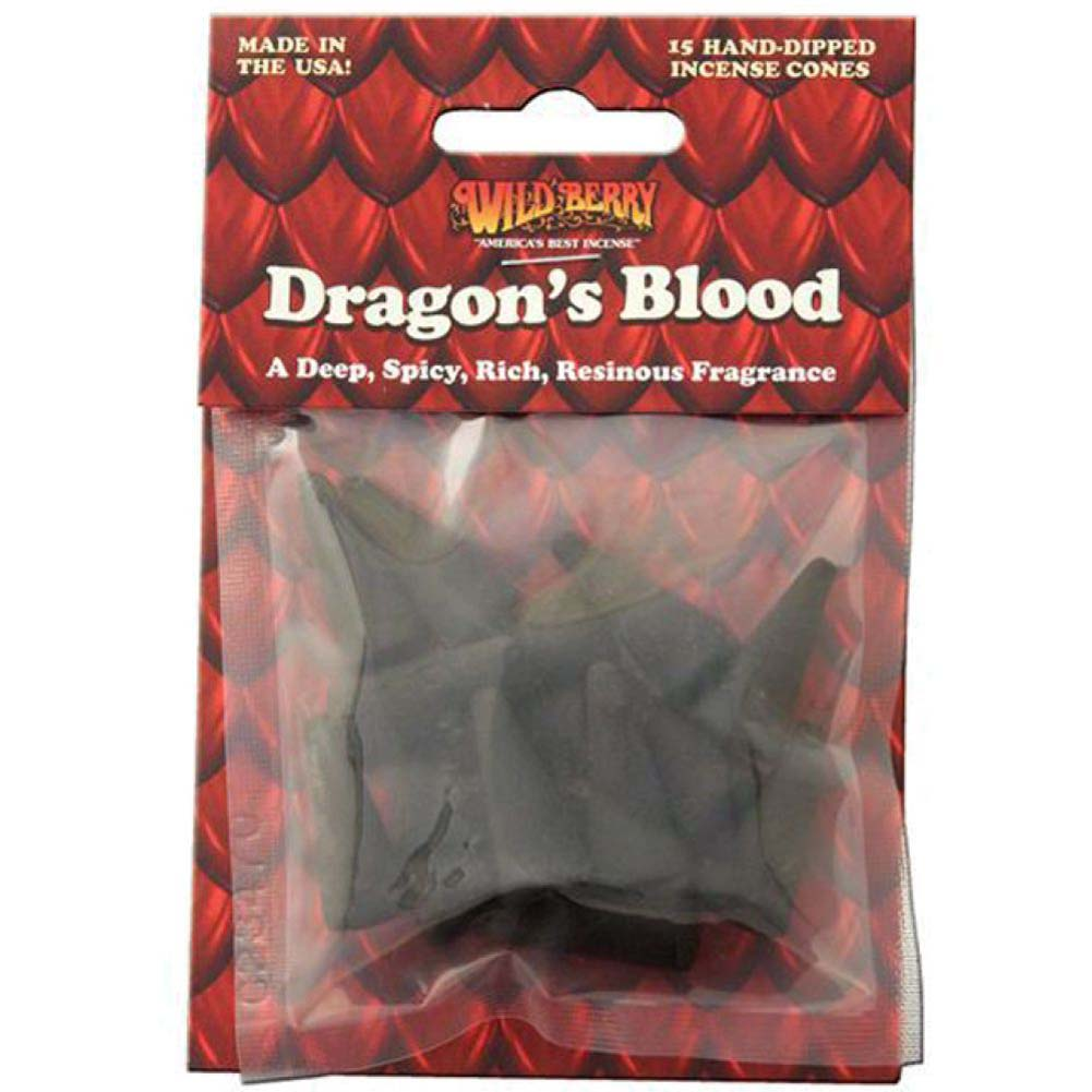 Wildberry Dragons Blood Cone Pre-Pack 15 - View #1