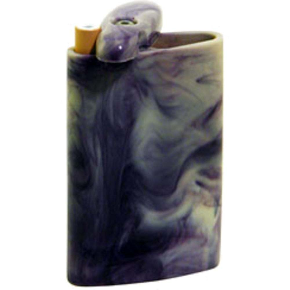 Smoke Stopper Small Katoya Purple - View #1