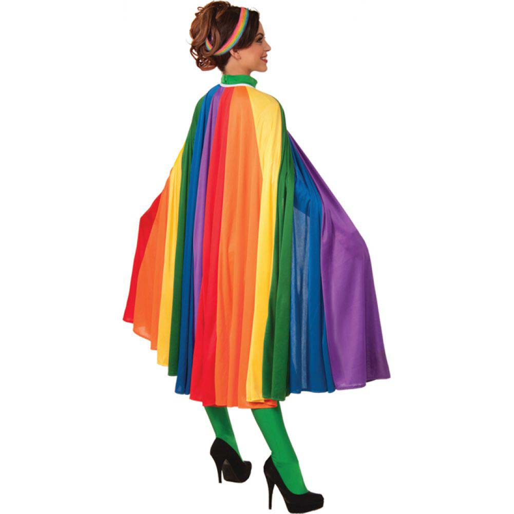 Rainbow Cape - View #1