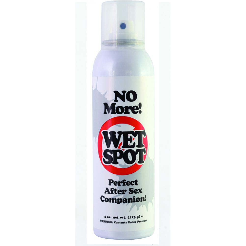 Classic Erotica No More Wet Spot Spray Perfect After Sex Companion 4 Oz - View #1