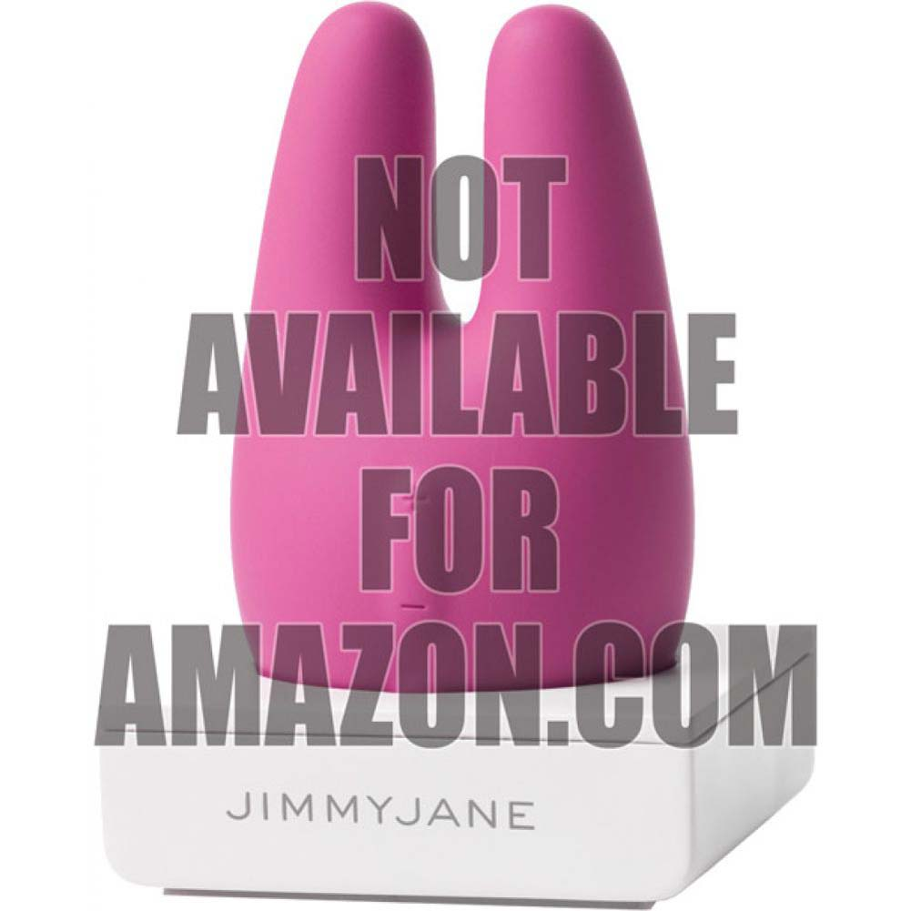Jimmyjane Form 2 Waterproof Rechargeable Vibrator Pink - View #2