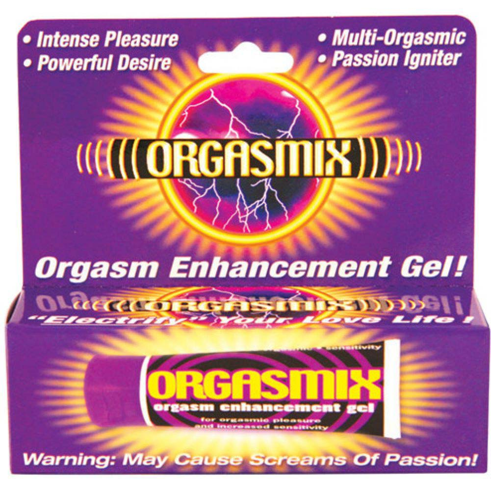 Orgasmix Orgasm Enhancement Gel for Women 1 Fl.Oz 30 mL - View #1