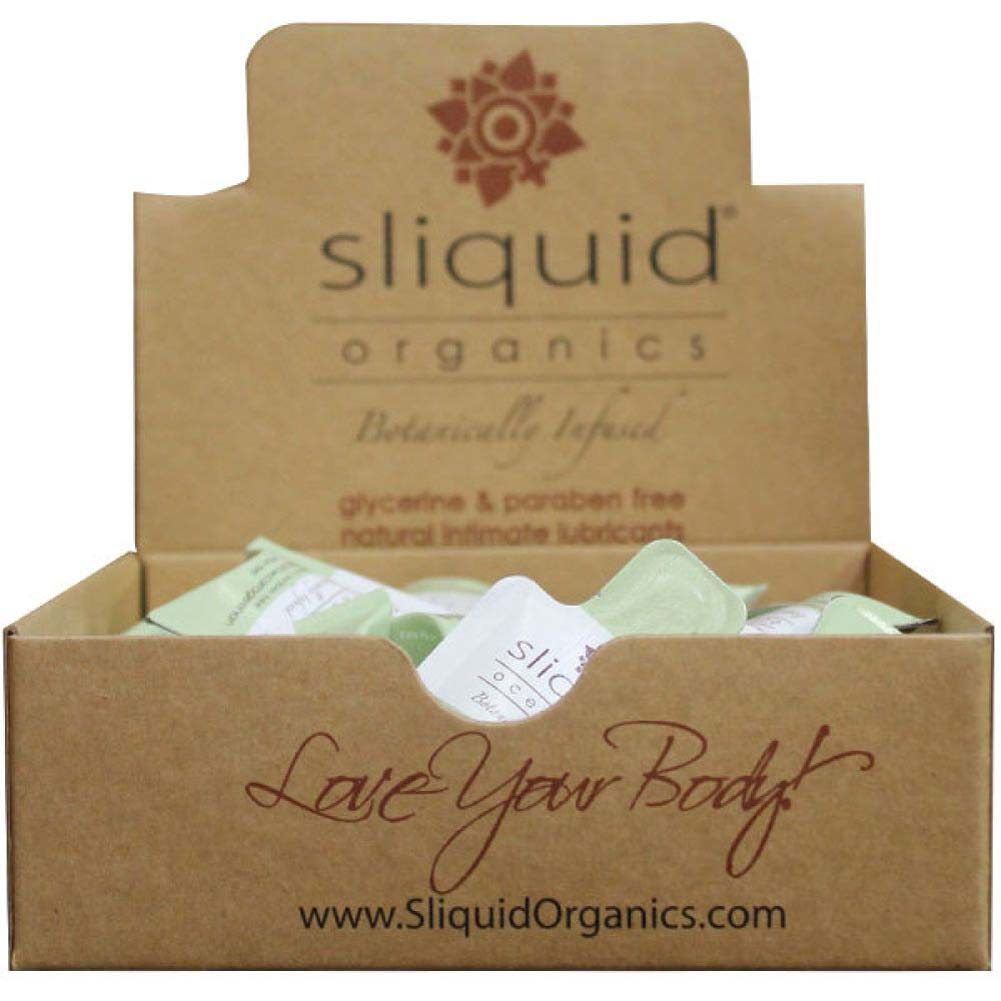 Sliquid Organics Oceanics Pillows 40 Piece Display - View #1