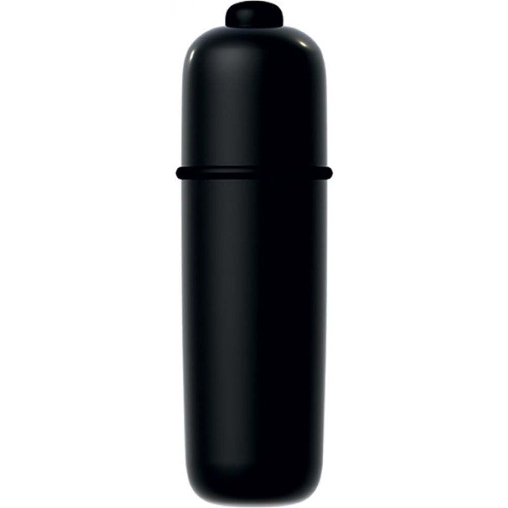 "Dorcel Love to Love Waouhhh Bullet Vibrator 5.5"" Black - View #1"