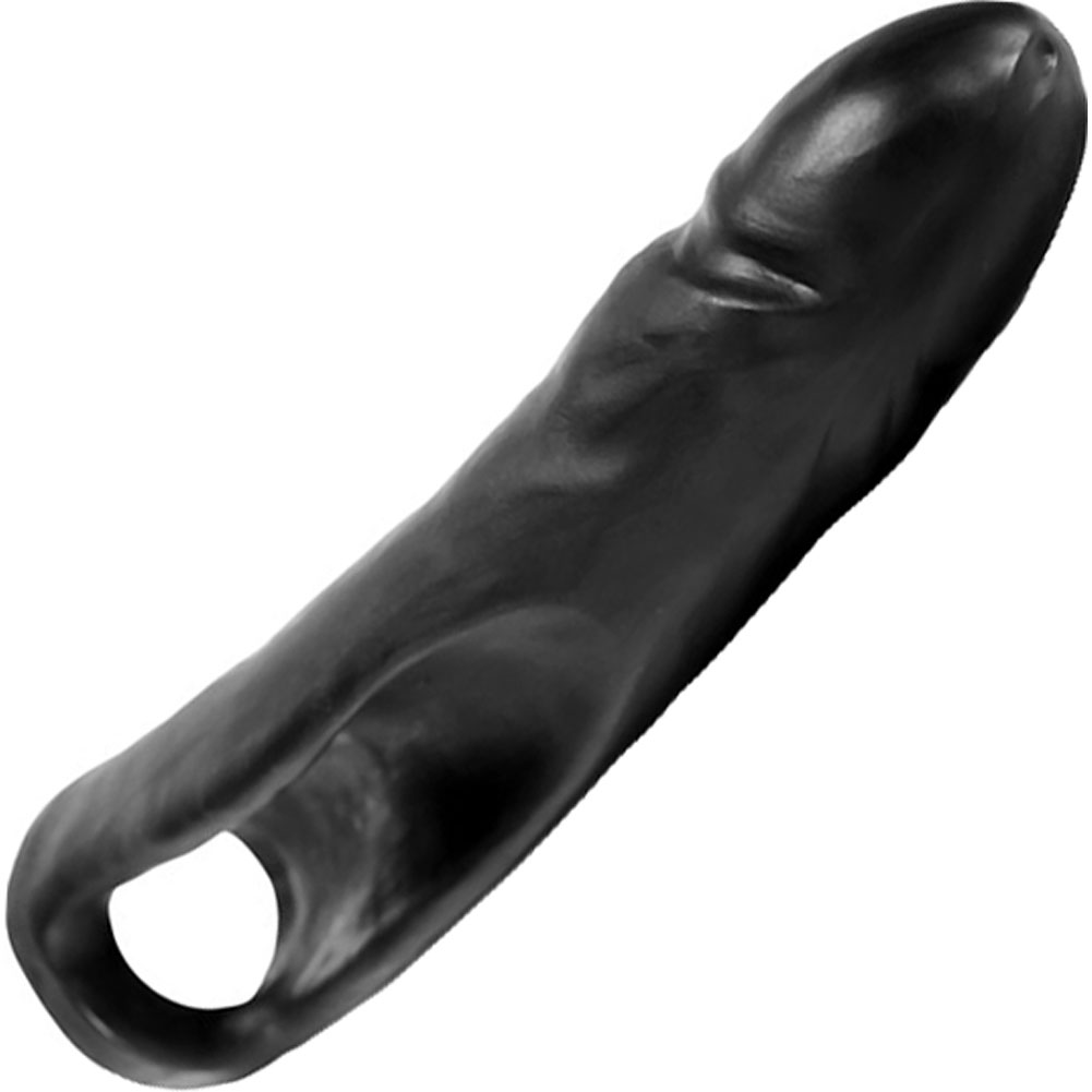 Oxballs Donkey Long Penetrator Black - View #2