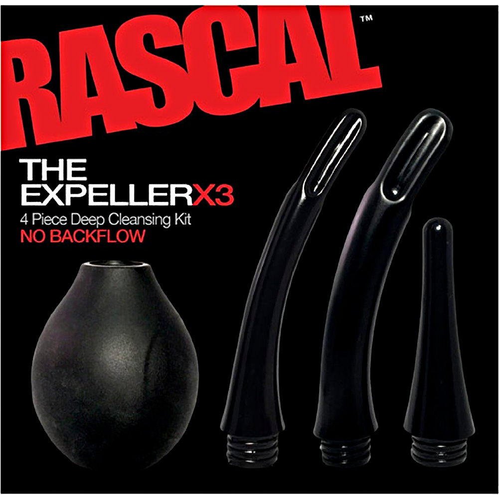Rascal the Expeller X3 4 Piece Deep Cleansing Kit - View #1