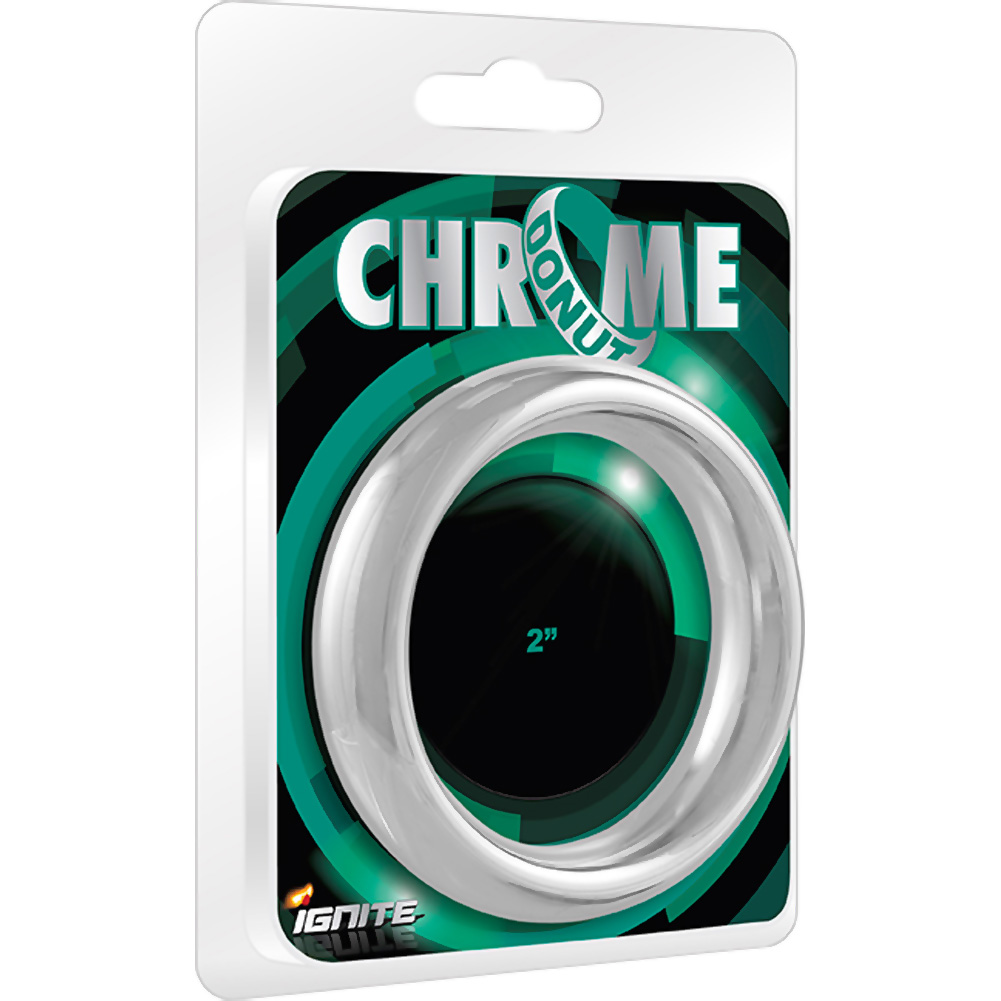 "Si Novelties Chrome Donut 2.0"" 51 Mm - View #1"