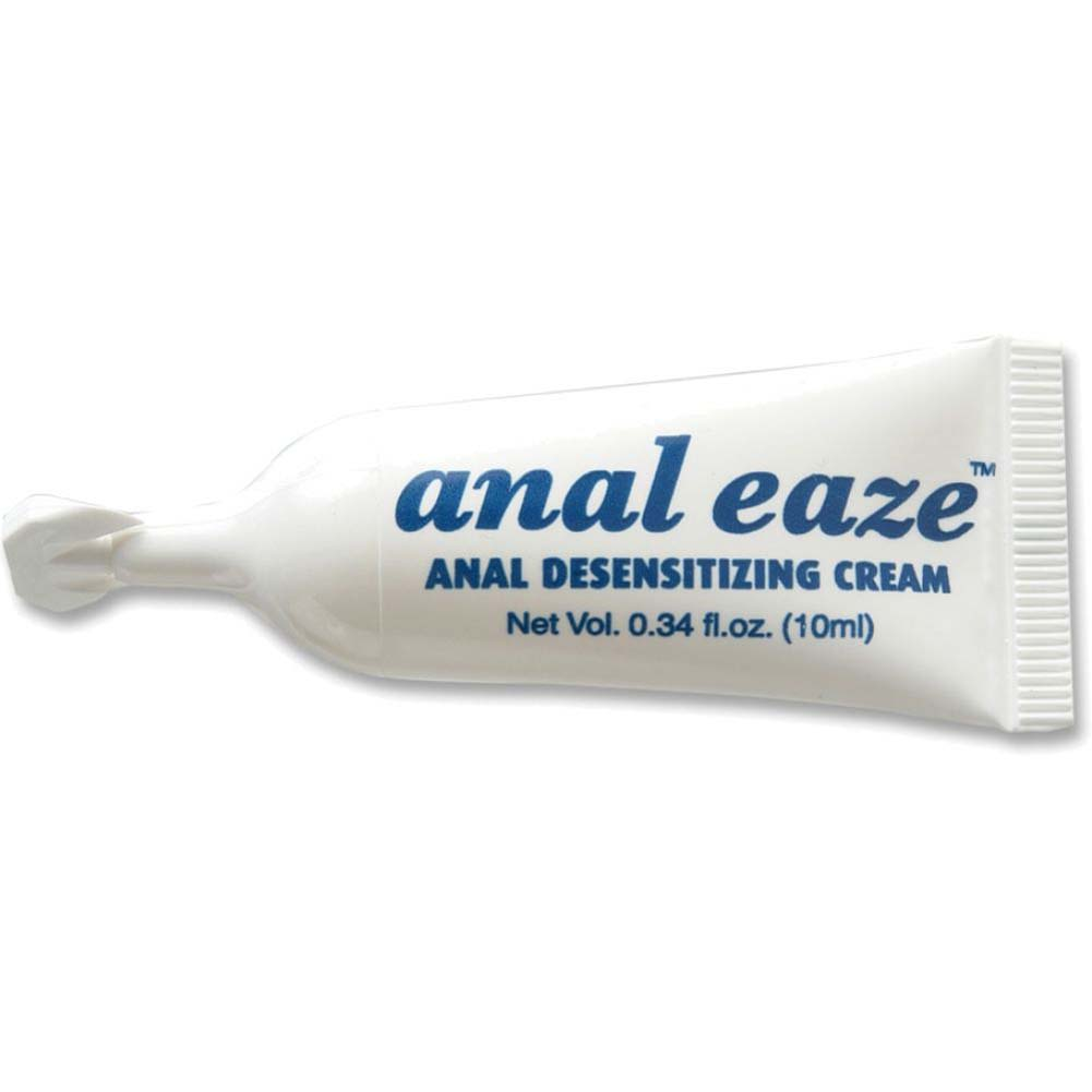 Anal Eaze 10 Ml 100 Count Counter Display Fishbowl - View #1