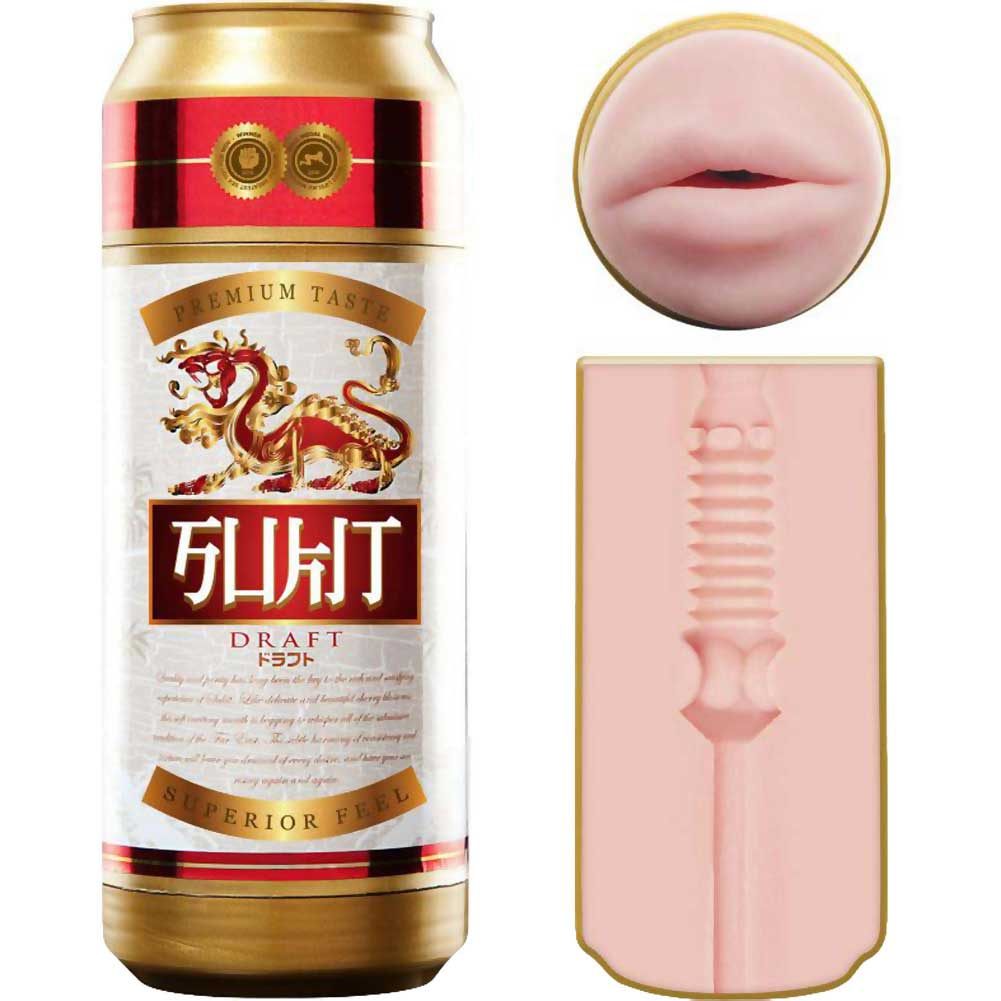 Fleshlight Sukit Draft Mouth Masturbator for Men - View #1