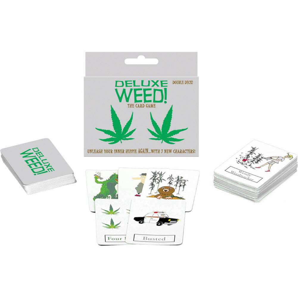 Deluxe Weed Card Game - View #2