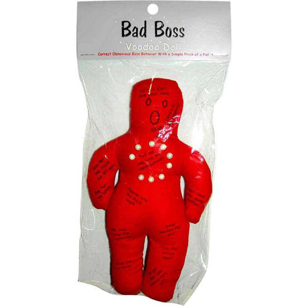 Bad Boss Voodoo Doll - View #1