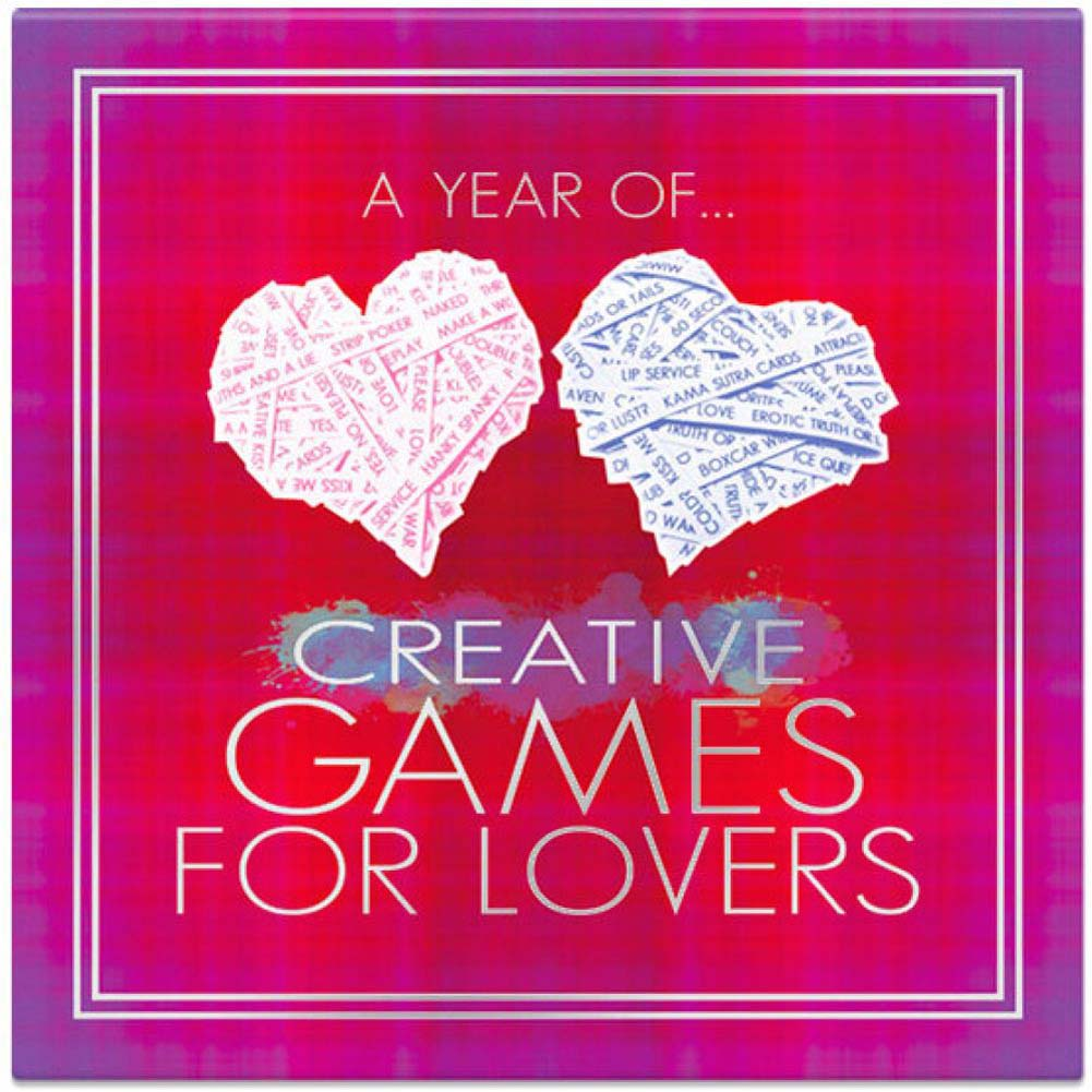 Kheper Games A Year of Creative Sexy Games for Lovers - View #2