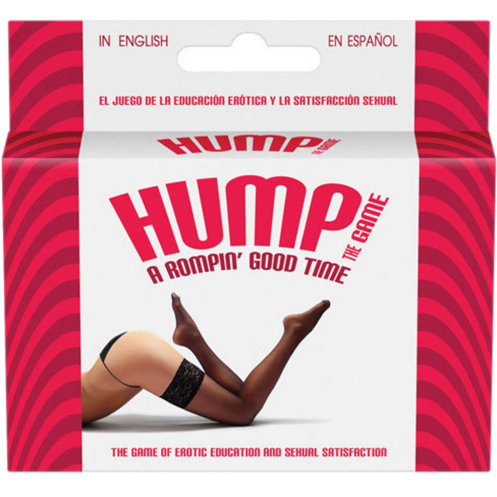 Hump the Game a Rompin Good Time - View #2