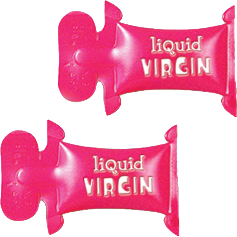 Liquid Virgin Vaginal Contracting Lube 2 Cc Pillow Packs 144 Pieces - View #1