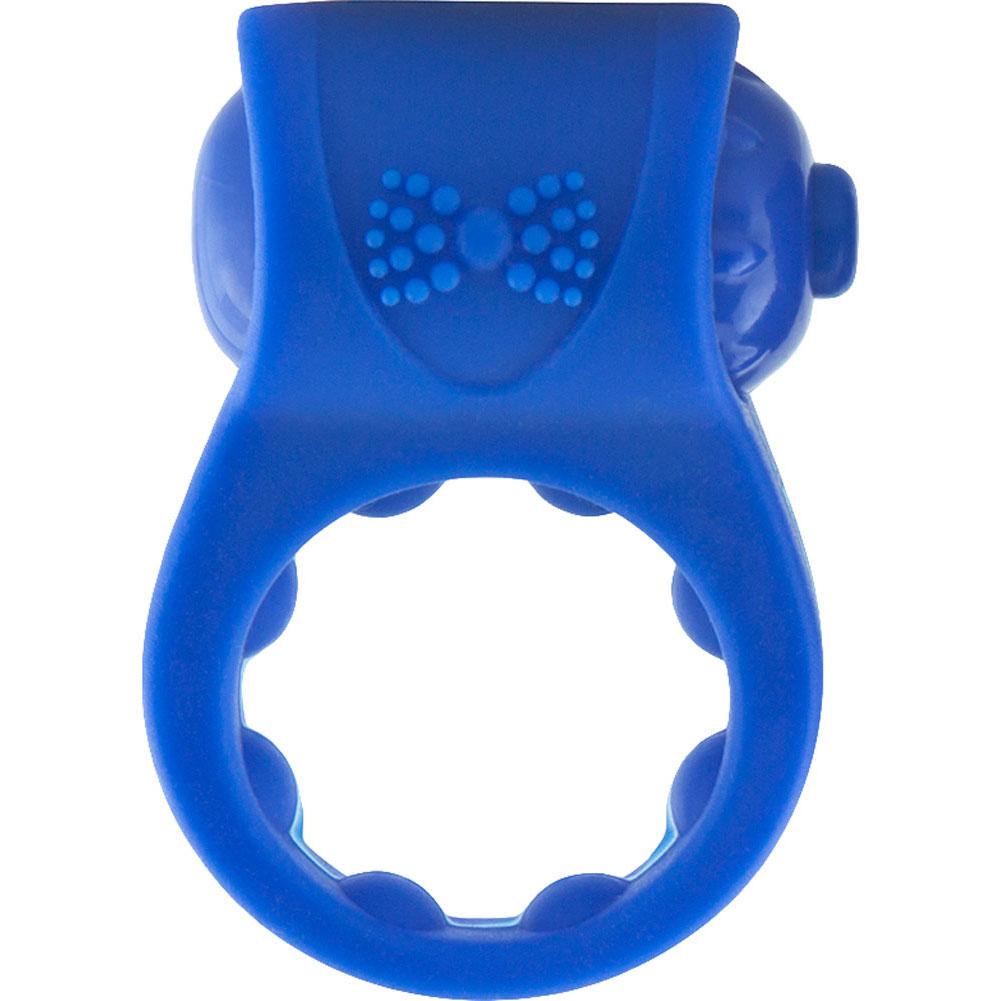 Screaming O Primo Tux Love Ring One Size Blue - View #2