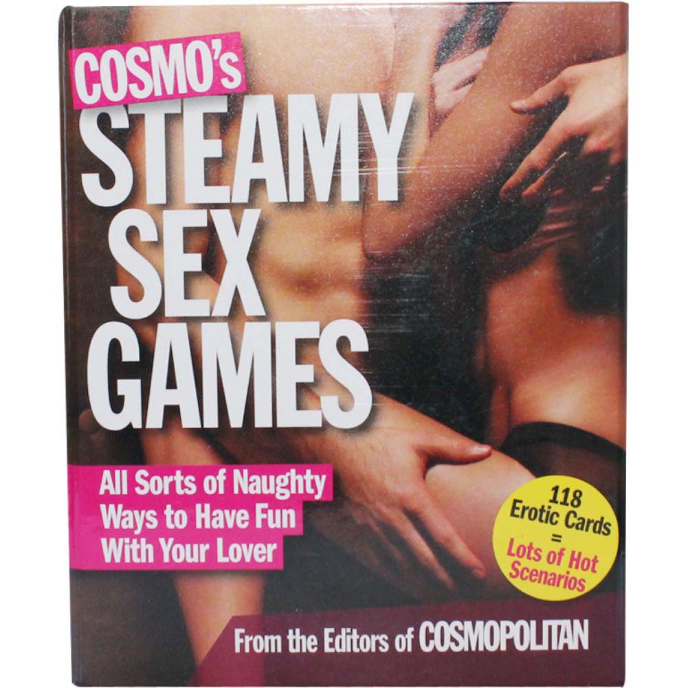 CosmoS Steamy Sex Games New Edition - View #1