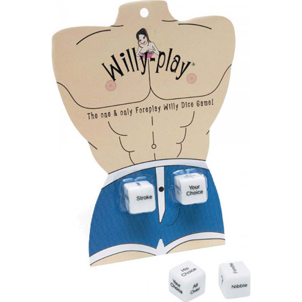 Willy Play Dice Game - View #2