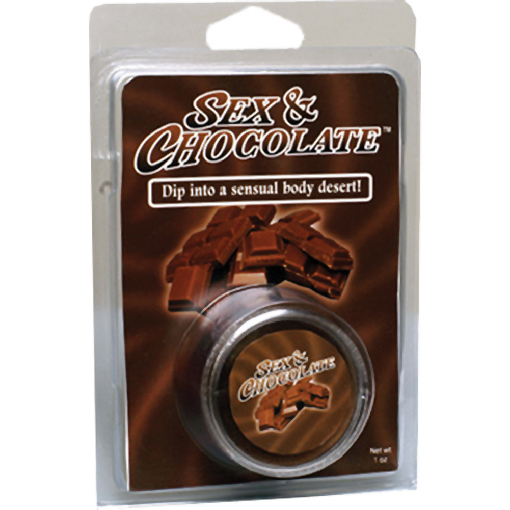 Sex and Chocolate Body Dessert 1 Oz - View #1