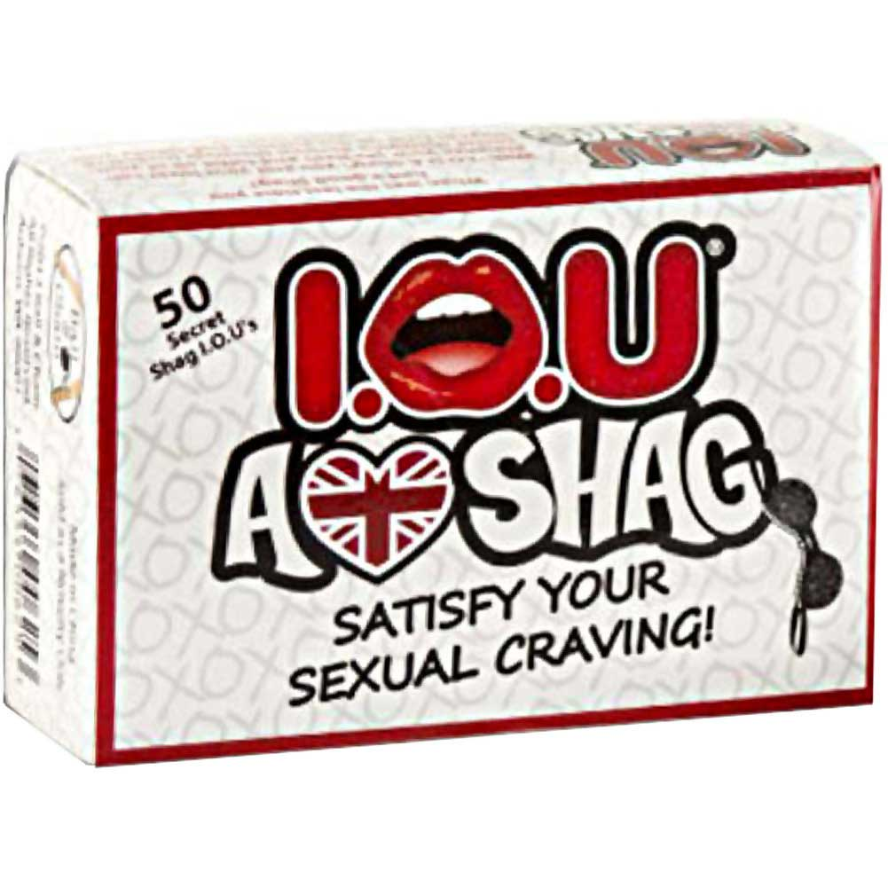 I.O.U a Shag Game 50 Secret Shags - View #3