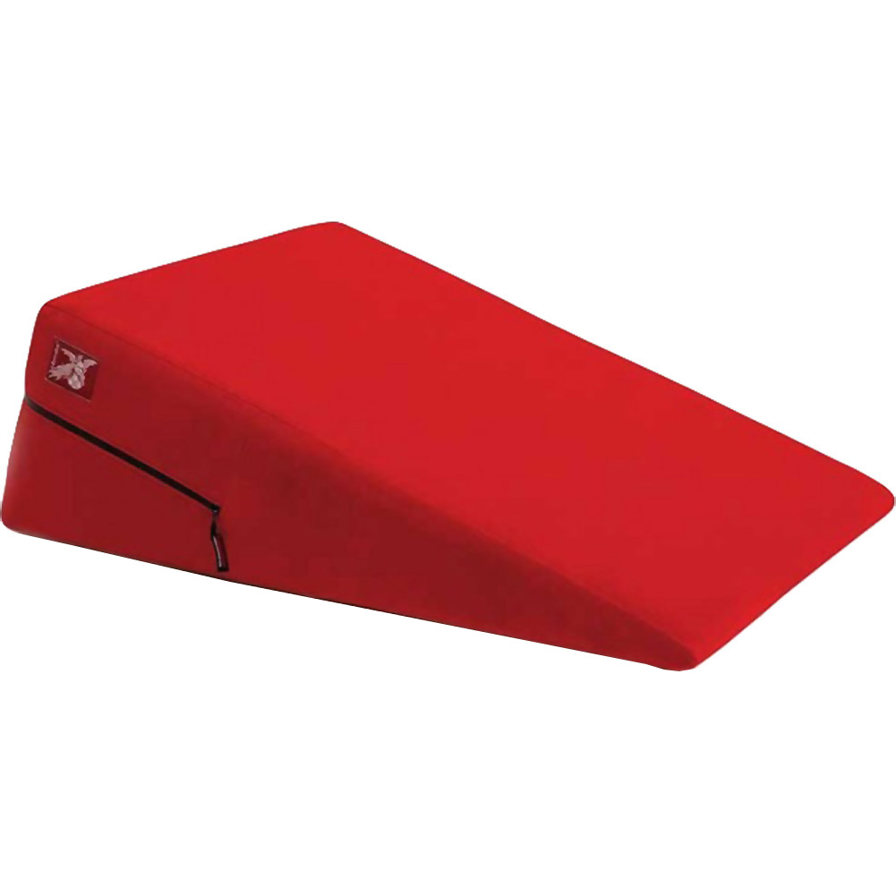 "Liberator High Grade Washable Microfiber Sex Positioning Ramp 12"" Red - View #2"
