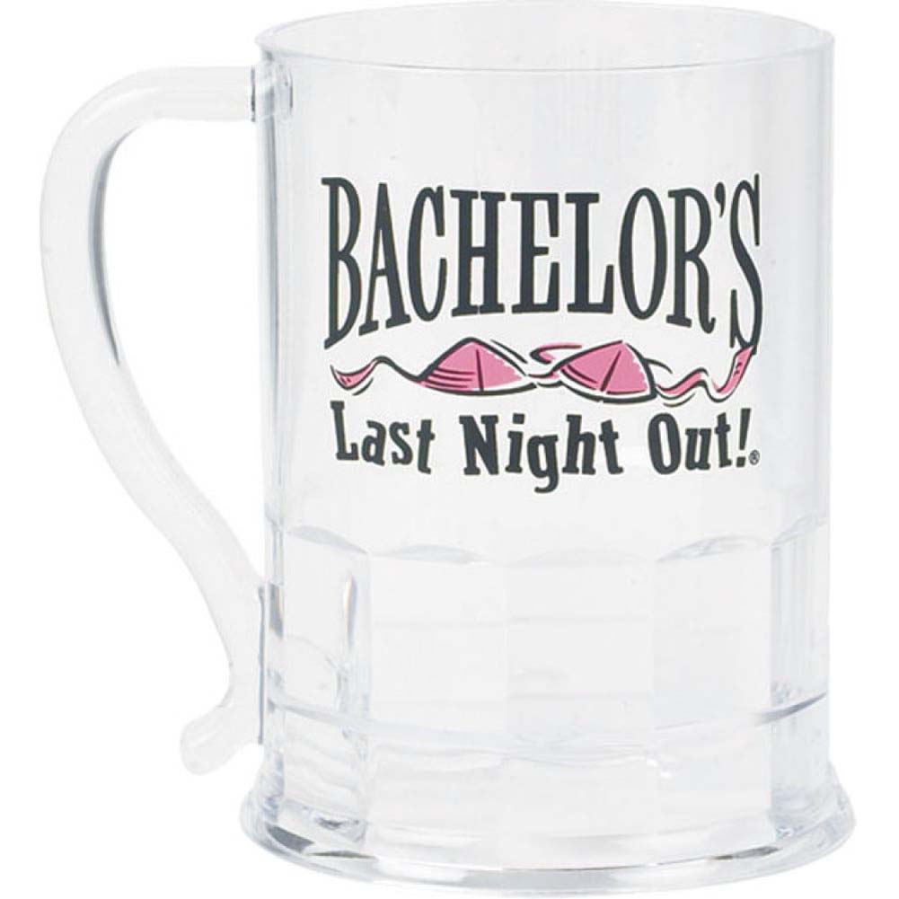 BachelorS Last Night Out Beer Pint Acrylic 16 Oz - View #1