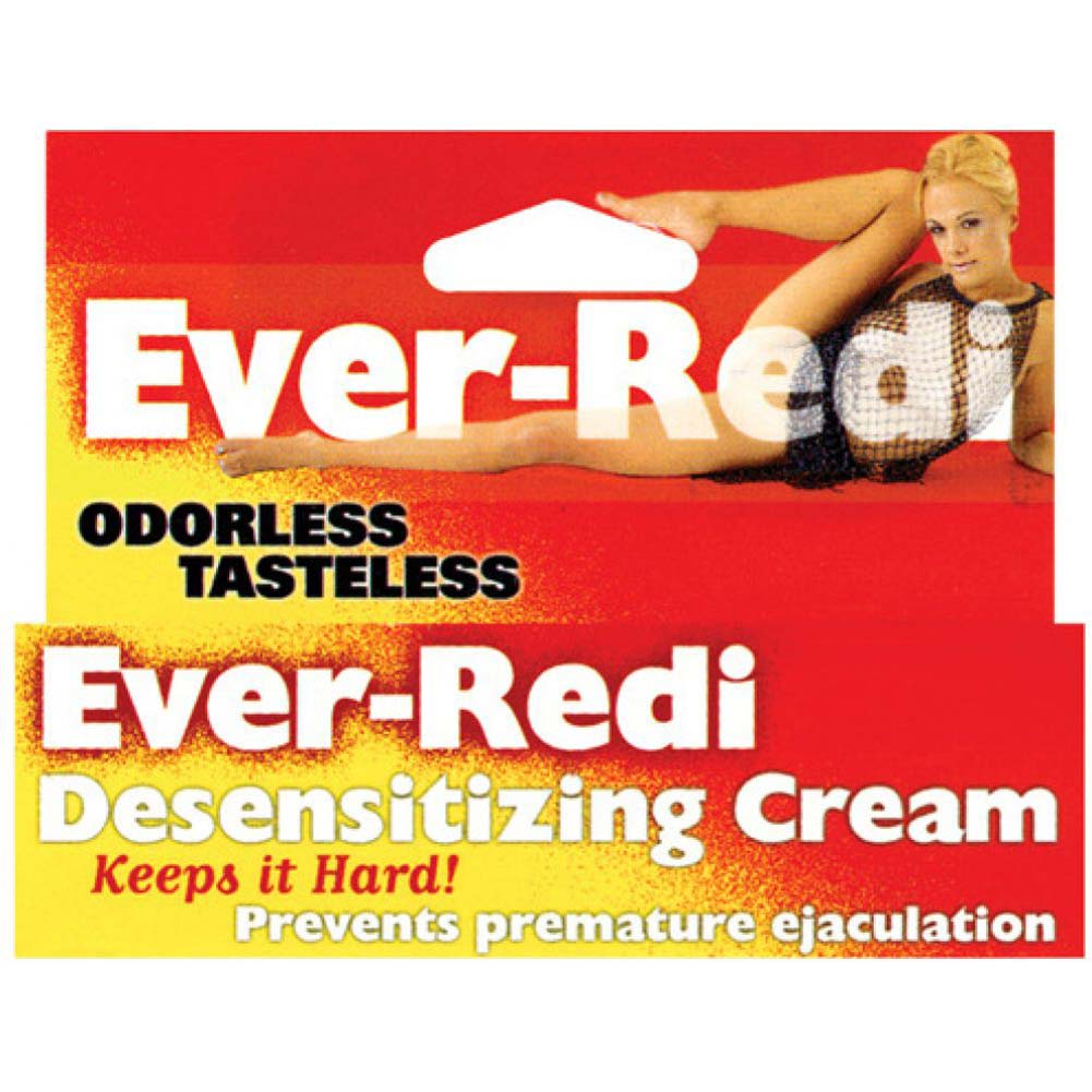 Ever Redi Desensitizer Cream for Men 0.5 Oz - View #1