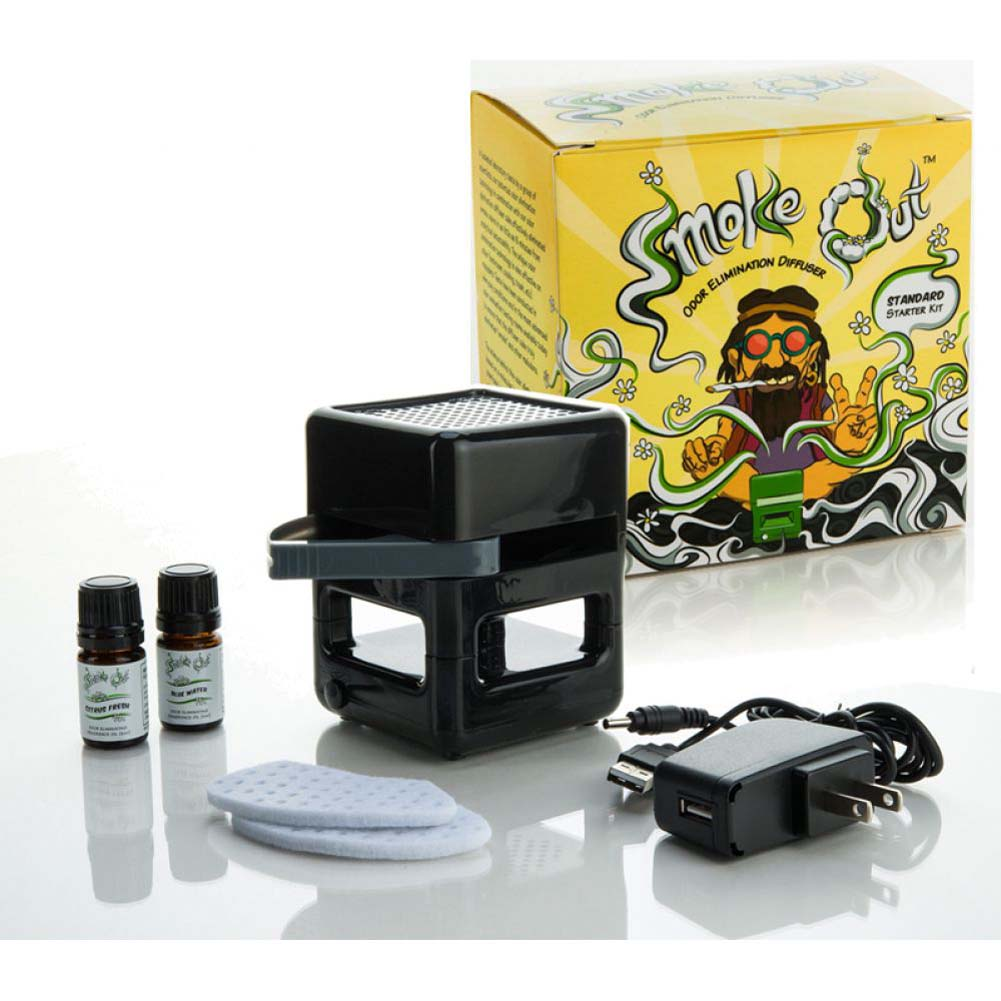 Smoke Out Odor Eliminating Diffuser Display - View #1