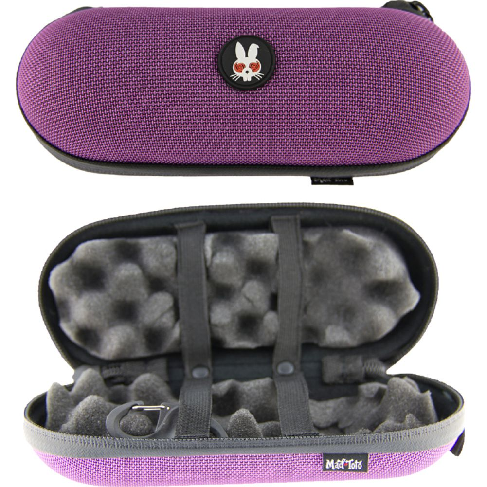 Mad Toto Extra Large Tube Case Purple - View #1