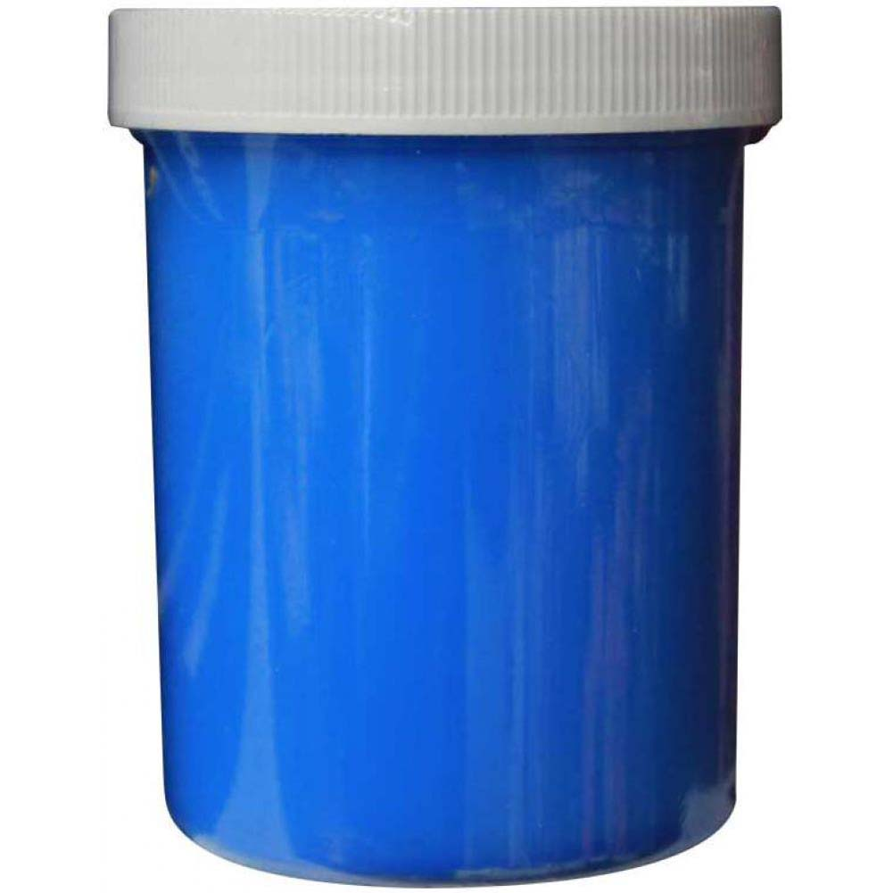 Brand X Liquid Latex Body Paint Blue 8 Fl.Oz - View #1