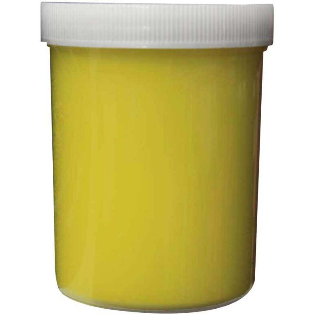 Brand X Liquid Latex Body Paint Yellow 8 Fl.Oz - View #1