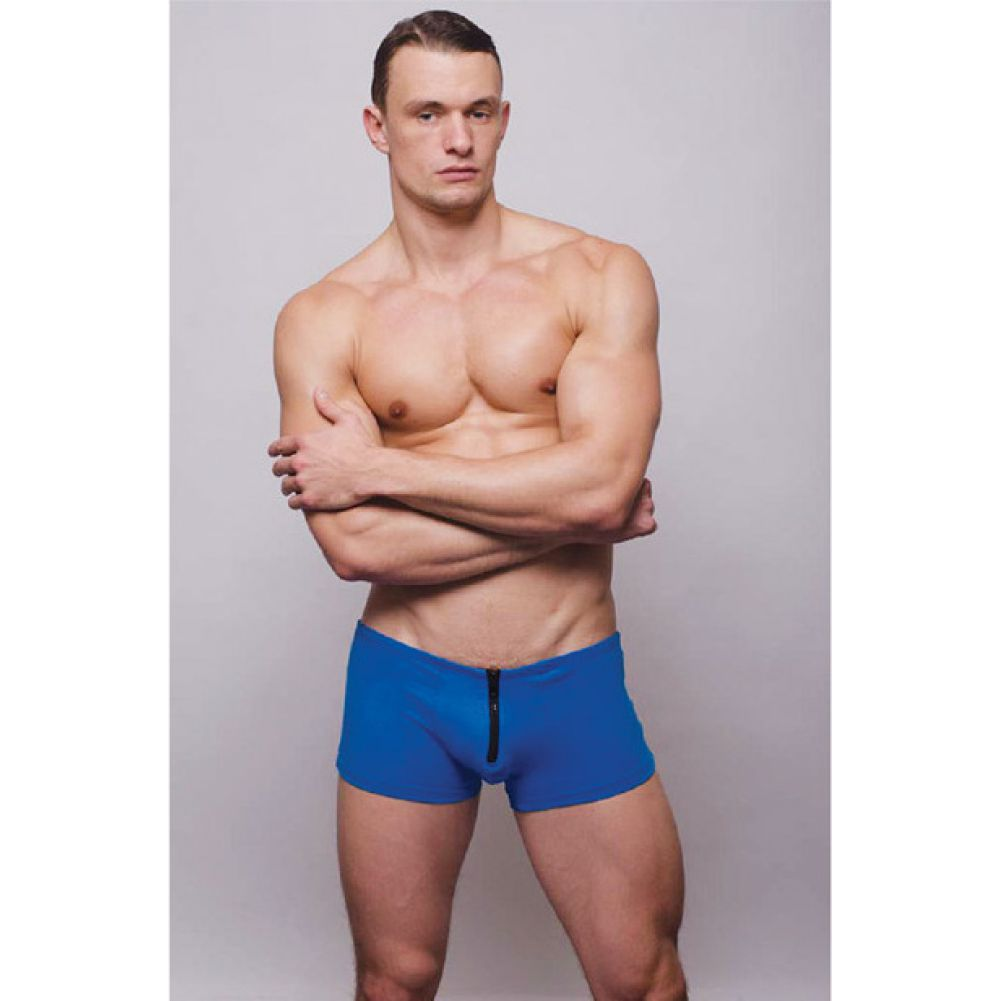 Pride Zip-It Trunk Royal Small - View #1