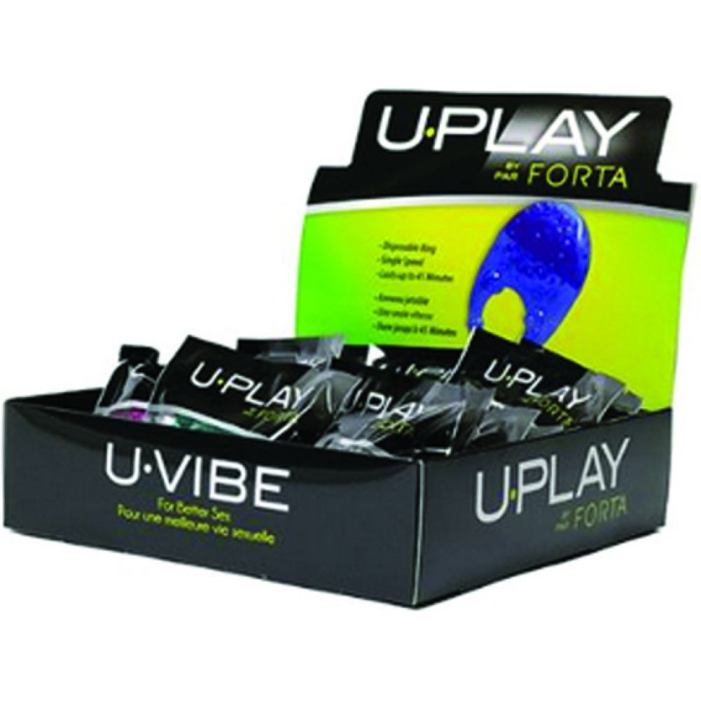 U-Play by Uvibe 24 Piece Display - View #1