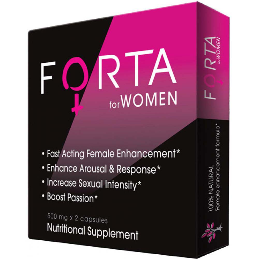 Forta for Women Nutritional Supplement 2 Capsule Pack - View #1