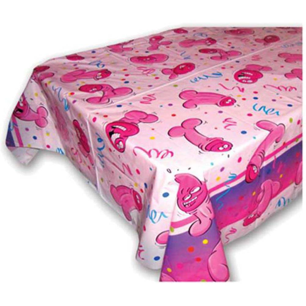 Ozze Bachelorette Pecker Tablecover - View #1