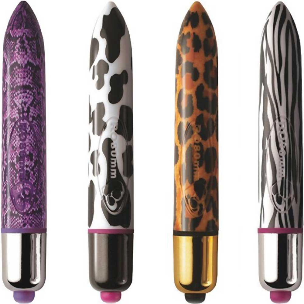 Rocks Off Feranti Wild Safari Vibrator Collection - View #2