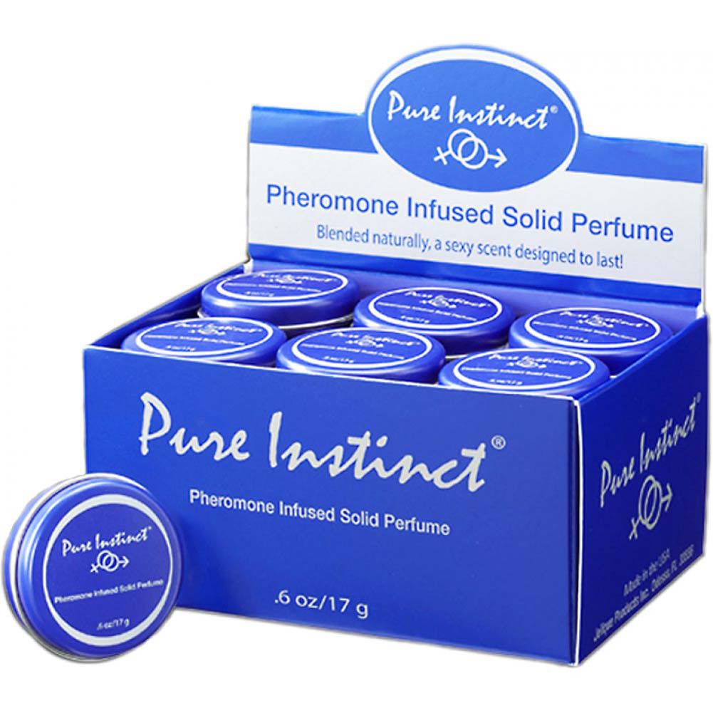Pure Instinct Pher Solid 0.6 Oz 24 Piece Display - View #1