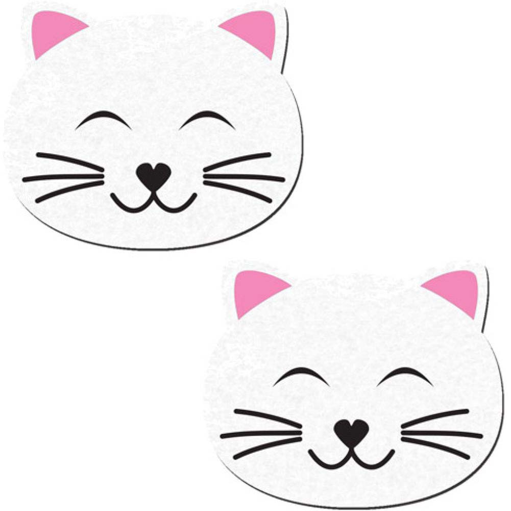 Pastease White Cat One Size - View #2