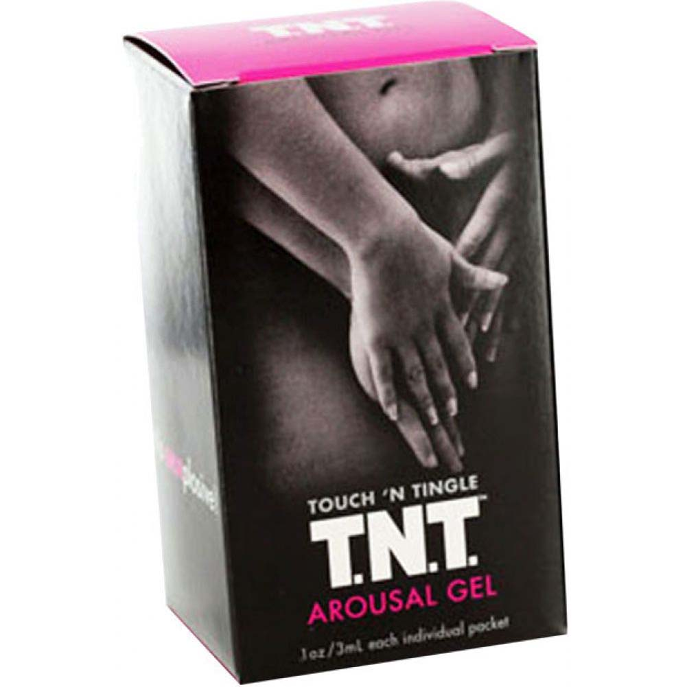 TNT Arousal Gel for Women Pack of 12 - View #1