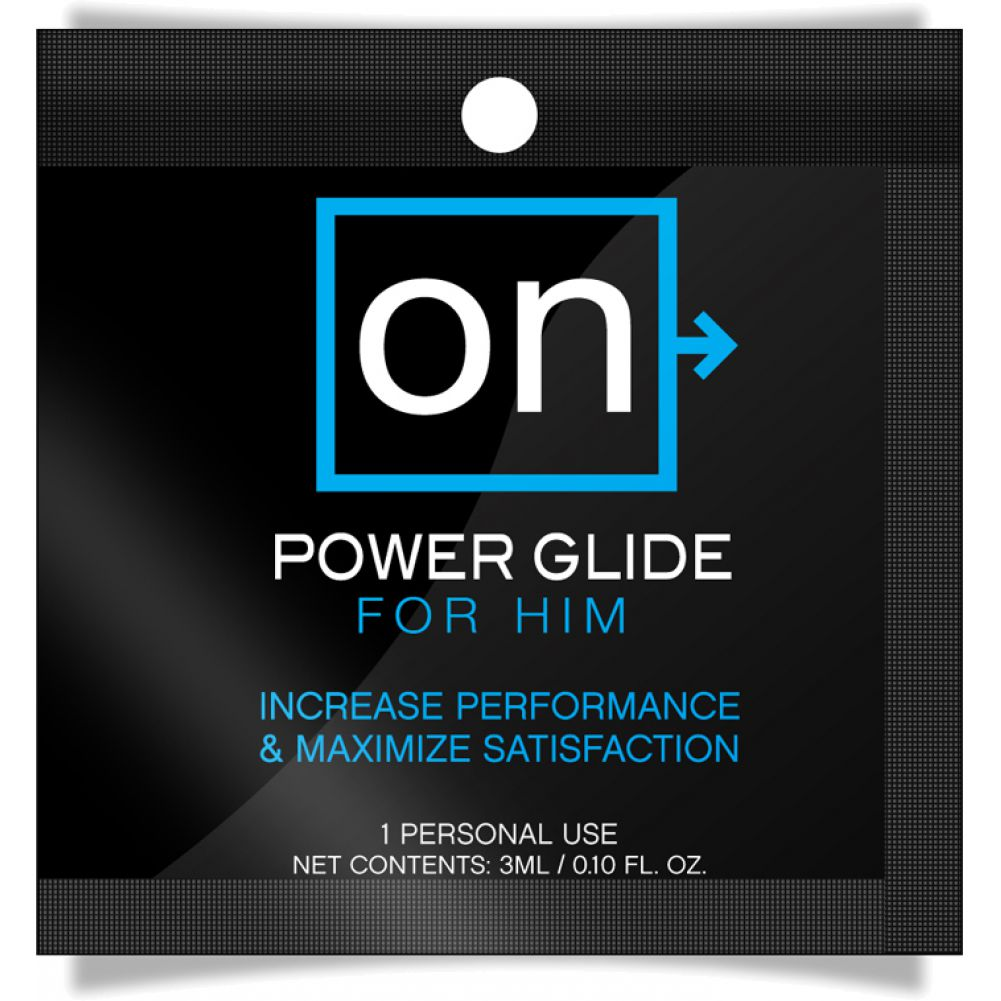 Sensuva On Power Glide for Him Refill 100 Piece Bag - View #1