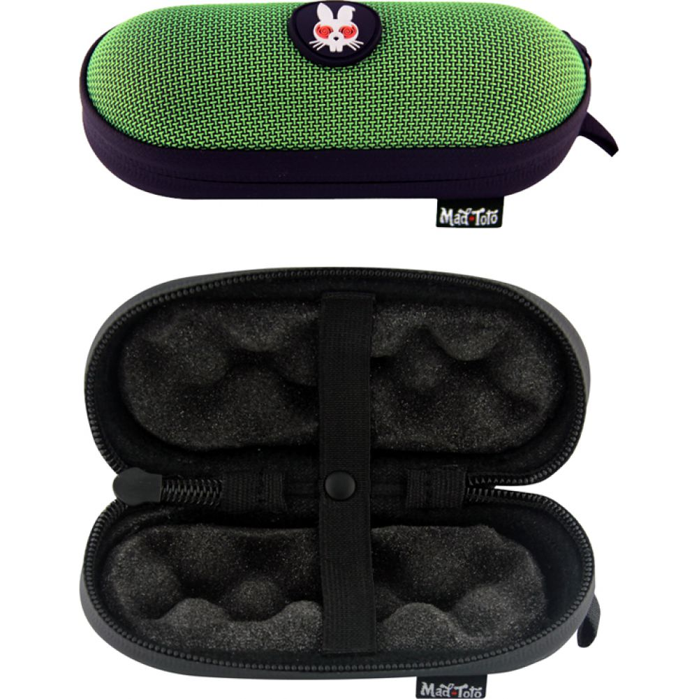 Mad Toto Small Tube Case Green - View #1