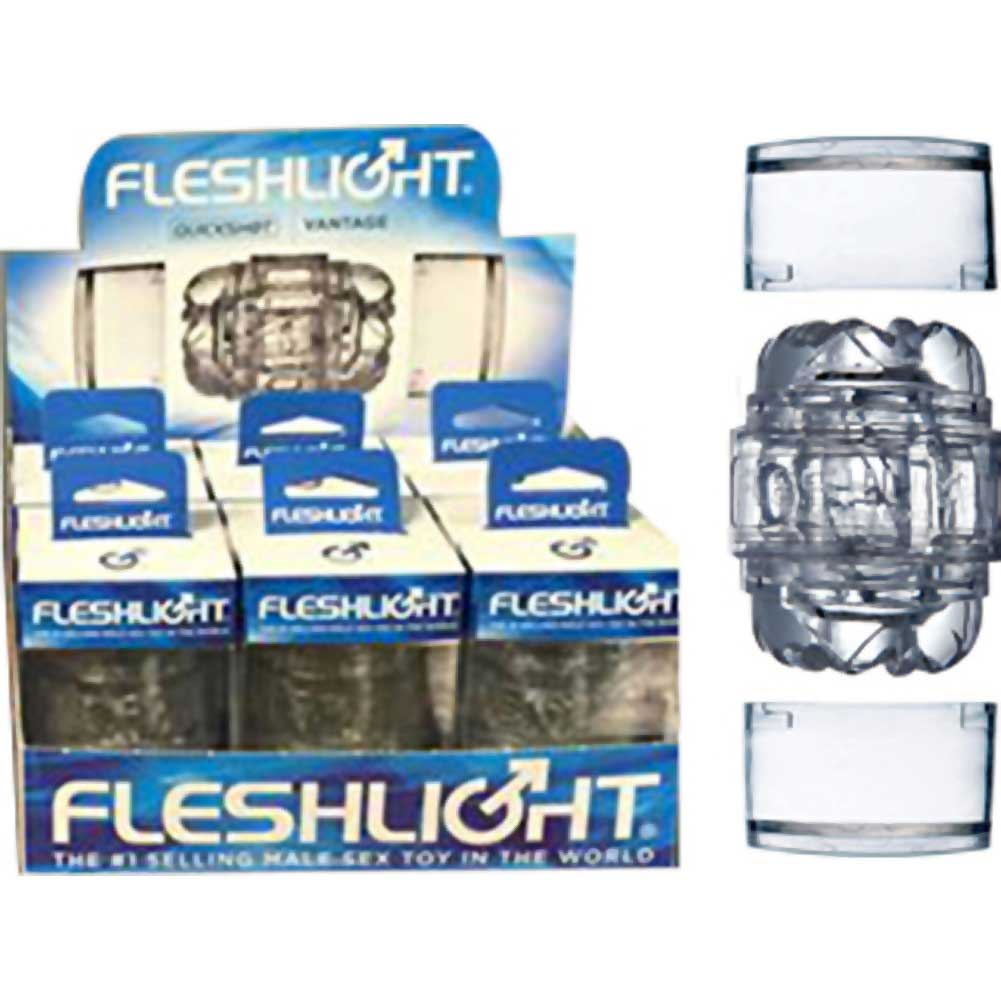 Fleshlight Quickshot Vantage 6 Piece Display - View #2